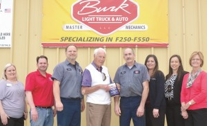 2015_03 Business of the Q1 - Burk Light Truck small