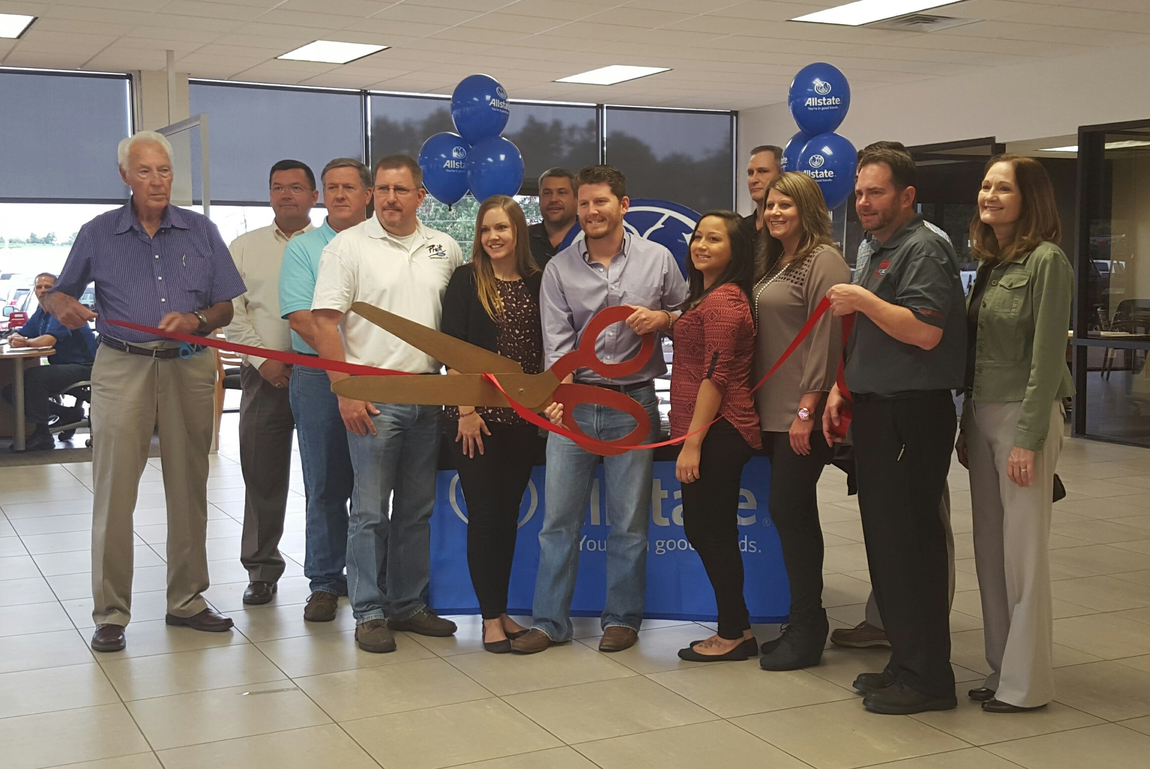 1015_Allstate-Lipscomb Ribbon Cutting